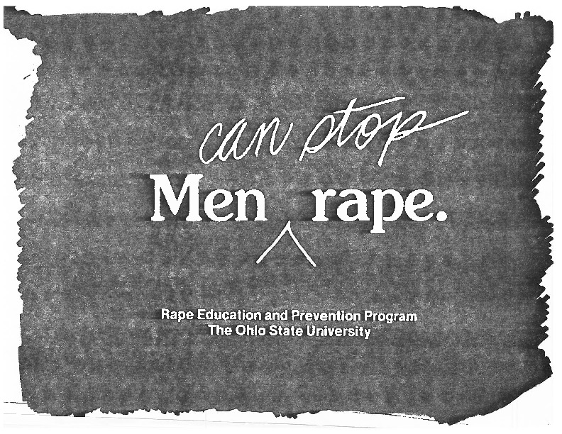 Men Can Stop Rape