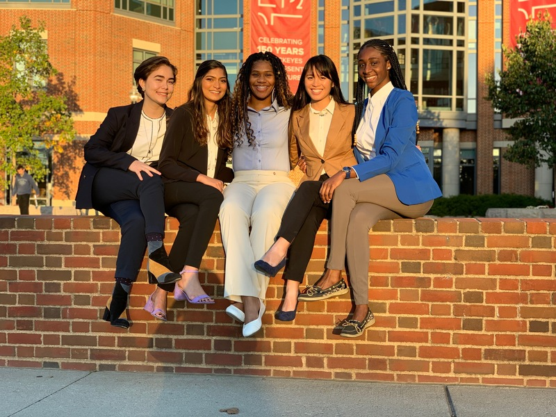 Take Back the Night Executive Board 2019-2020